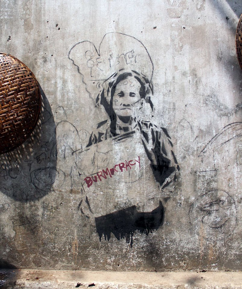 #codefc – Burma 2014