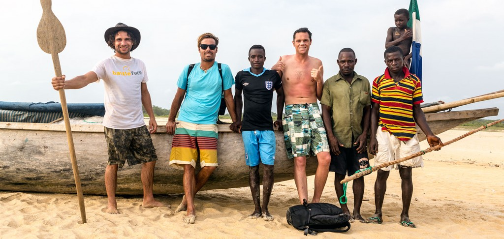 SurfEXPLORE Sierra Leone
