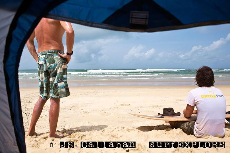 surfEXPLORE Sierra Leone with battleface Insurance