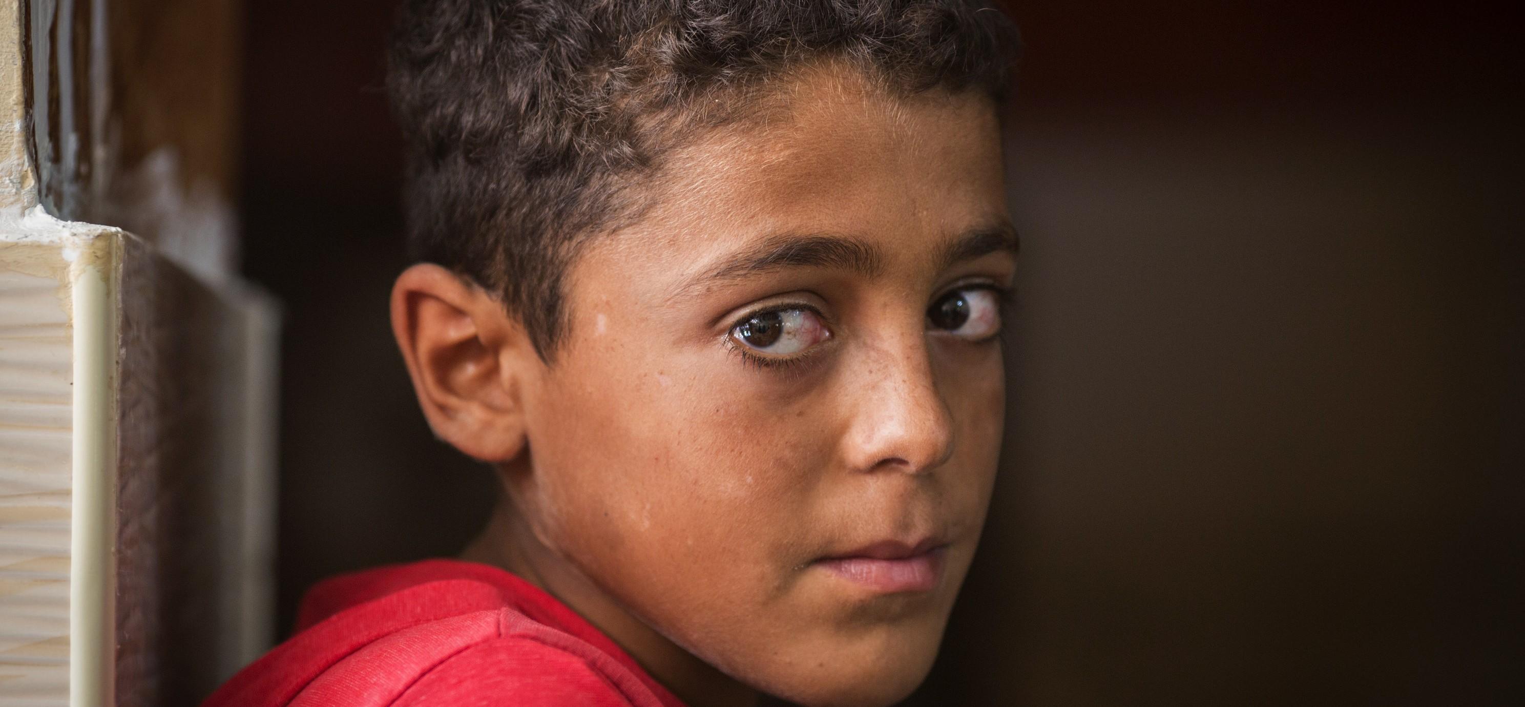 Gaza Faces by Alison baskerville