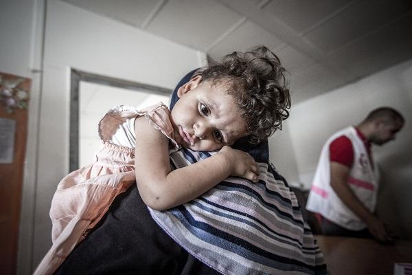 GAZA - DAY 9