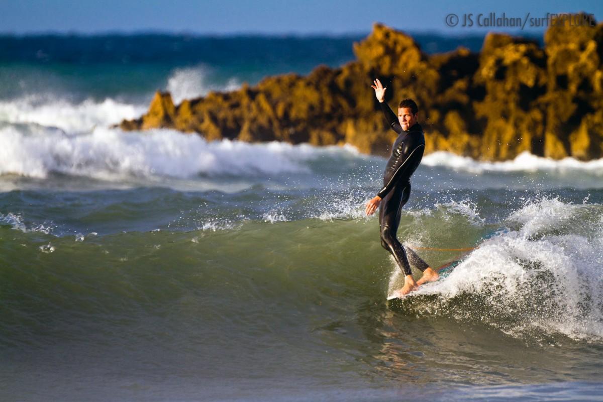Sam Bleakley, Algeria - winter waves in the Mediterranean Sea