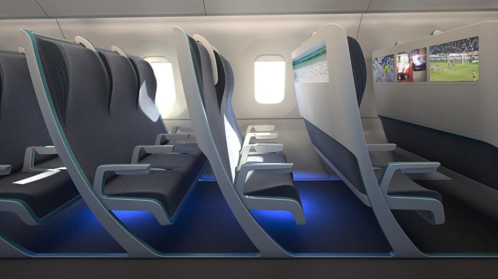 new airline seats - battleface
