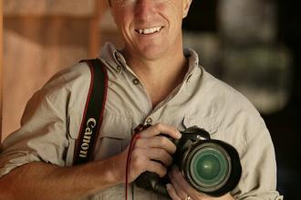 Karl Grobl Humantiraian Photographer
